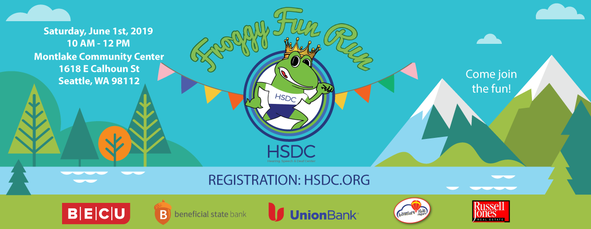 Froggy Fun Run 2019